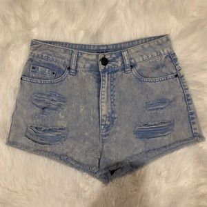 Urban Outfitters BDG NWOT High-Rise Shorts